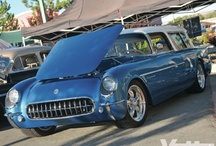 54 corvette / by Paully B.