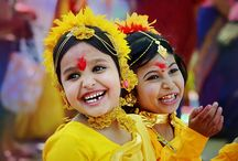 Fairs and Festivals / India is a land of festivals, which are at the heart of people's lives in India.