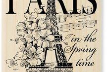 Paris :-) / by Friedel Jonker