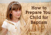 Macie baptism