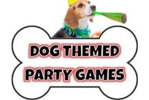 Doggie themed party
