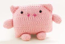 Loom Knit / Loom Knitting  / by Marbeth Hill
