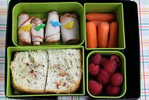 Food for Kids / Ideas for meals & snacks for kids.