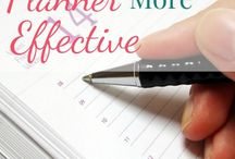 The Master Plan / All things planner. / by Karyn Brianne