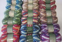 YARN Super Inci Hit Jakar / This yarn will be perfect for those who just like to knit and the thread is making it's own pattern. Needle size 5-6mm, almost bulky type of yarn. Yarn is made in Turkey. www.yarnstreet.com