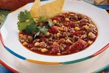Soups, Stews & Chili's / by Joyce Moore Coldwell Banker Realtor