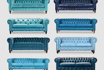 Chesterfield couches