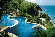 Pools / by Bali Mystique
