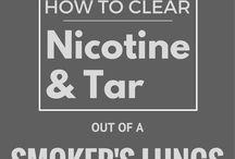 Stop smoking remedies