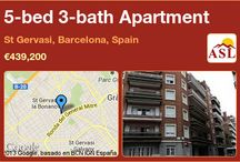 5-bed 3-bath Apartment