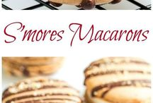 Dessert - Macarons / Delicious macaron recipes!