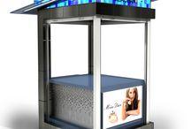 Exterior Specialty Retail Designs