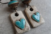 pendientes cerámica