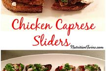 Everything Healthy / Delicious healthy recipes, fitness and wellness tips and easy exercises from www.NutritionTwins.com / by The Nutrition Twins