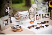 summer wedding party inspiration