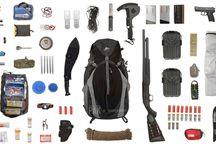 Survival kit / by a Klingsheim