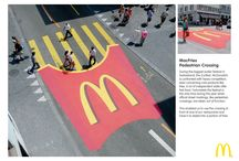 Innovative Advertising / Creative and imaginative advertisements from around the globe.