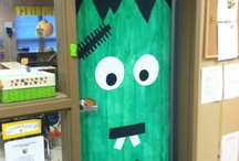 In the Classroom: Halloween / Ideas for seasonal decor, parties or games for the classroom.