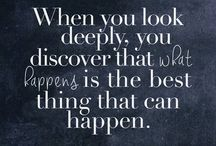 Happiness / Positivity