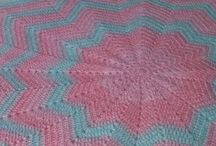 Crochet Blankets / These are crochet blankets that I have made. If they are not available in my online shop, you can pop me a message to be added to my order list.