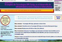 JORNADA EN LEÓN / El empleo de Tecnologías SIN Zanja  en el desarrollo de Infraestructuras urbanas e interurbanas