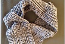 Haken en breien shawls
