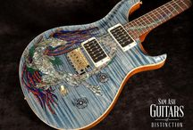 Guitars Of Distinction / Browse our selection of high-end Guitars of Distinction, now at SamAsh.com. Each guitar is meticulously handled, inspected and photographed, so the guitar you see is the actual one you would purchase! #samash #guitar