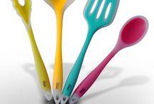 YumYum Products - Fun & Colorful / YumYum Utensils - Fun & Colorful Utensils for Modern Kitchens.