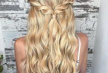 Hair prom