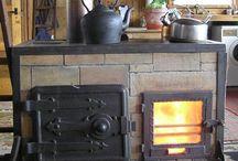 rocketish stove