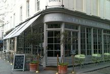 Restaurant outside ideas