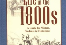 The 1800's / by Betty Wesley