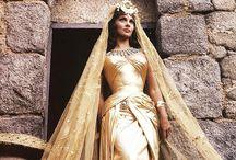 fantasy/historical fashion