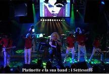 Platinette e la sua band-e-mail agenzia.rudypizzuti@libero.it agenziaMadeinBologna spettacoli