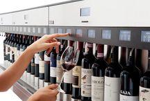 Prezentacja wina / Sposoby na piękne zabudowy urządzeń i systemów przechowania wina