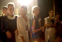 By Malene Birger SS2014 - Backstage