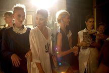 By Malene Birger SS2014 - Backstage