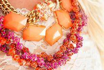 Pink & Orange / by Kasey Williams