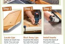 Handyman (or handy woman)