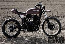 DR 650 custom