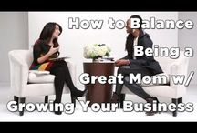 Balance for Working Moms