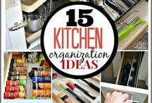 Organizér do kuchyně