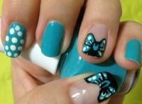 Lekker Lacquer Nail Art  / Some of the designs from my blog..