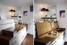 small apartments / . / by Irene Cl