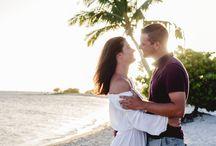 Florida Keys Engagement Photo Shoot