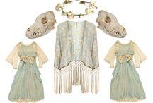 polyvore sets / http://gorimbaud.polyvore.com/  #polyvore #fashion #boho #witch #bohemian #outfit #woodland #mori