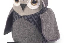 Owls / Everything art or craft about owls