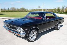 Muscle Cars / by Jacob Cossairt