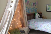 Clarry's new room