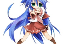 Lucky Star and Cosplay